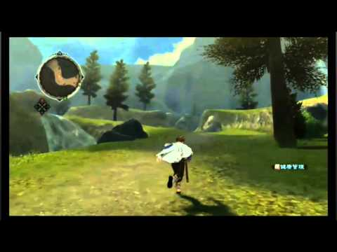 Tales of Zestiria—Field Battle Demonstration