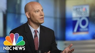 Marc Short: Warriors Were First to Politicize White House Visit | Meet The Press | NBC News - NBCNEWS