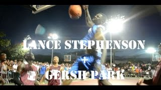 Lance Stephenson & Kemba Walker Show Out At NY Memorial Classic