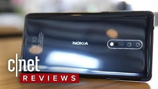 Nokia finally has a flagship Android phone to get excited about - CNETTV