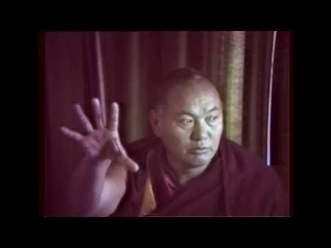 Lama Yeshe - Questions & answers about Mahamudra