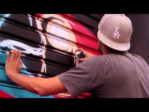 Garu - Fernando Garroux - Graffiti Artist