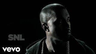 Kanye West - Black Skinhead (Live on SNL)