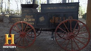 American Pickers: The Jell-O Wagon (Season 17, Episode 4) | History - HISTORYCHANNEL