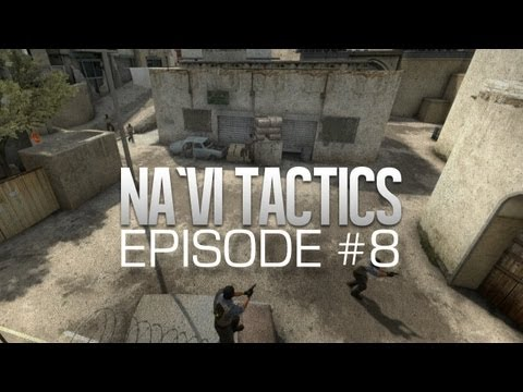 Na`Vi CS:GO Teamplay: eco round @ de_dust2_se - Episode #8