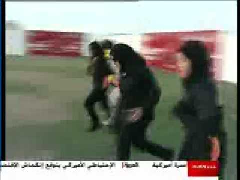 كرة قدم بنات ، فريق كرة قدم نسائية