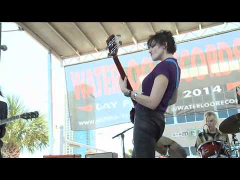 Ex Hex SXSW 2014 pt 7 Hot and Cold