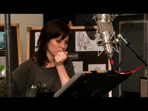 Walt Disney - Making of Tangled (I See The Light Studio Version)