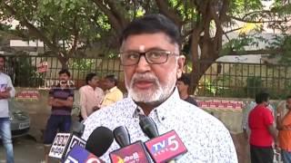 Celebrities Pay Homage To Srinivasa Reddy Uyyuru   Cinematographer   TFPC - TFPC