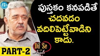 Shadow Novel Writer Madhu Babu Exclusive Interview - Part #2 || Dil Se With Anjali - IDREAMMOVIES