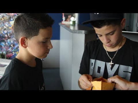 ICONic Boyz - Nick Mara and Louis DiPippa go through Fan Mail