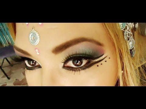 maquillaje arabe / arabic makeup tutorial