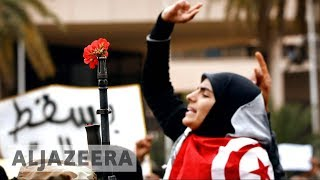 Tunisia 🇹🇳 challenges persist seven years after revolution - ALJAZEERAENGLISH