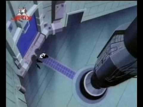 """Spiderman Odcinek 9 """"Kosmiczny strój, cz. 2 (1/2)"""