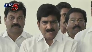 AP Reorganization Bill is Contrary To Law - Devineni Uma - TV5NEWSCHANNEL