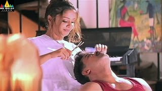 Rhythm Movie Scenes | Jyothika and Arjun Love | Telugu Movie Scenes | Sri Balaji Video - SRIBALAJIMOVIES