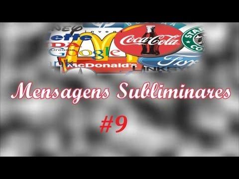Mensagens Subliminares - Coca Cola, McDonald's e Pepsi