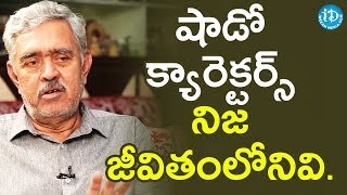Madhu Babu About Characters In Shadow Novel || Dil Se With Anjali - IDREAMMOVIES