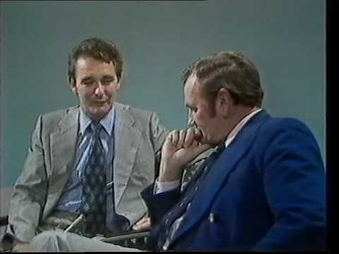 Don Revie Meets Clough 1974