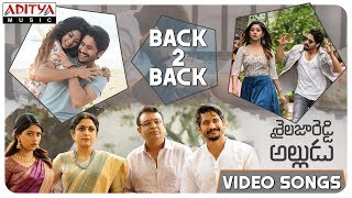 Shailaja Reddy Alludu Video Songs Back to Back | Naga Chaitanya, Anu Emmanuel - ADITYAMUSIC
