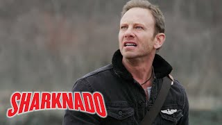 The Last Sharknado: It's About Time Official Trailer | SYFY - SYFY