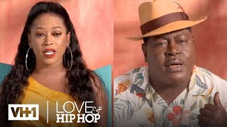 Trick Daddy & Trina: He Said/She Said | Hot Seat 🔥 | Love & Hip Hop: Miami - VH1