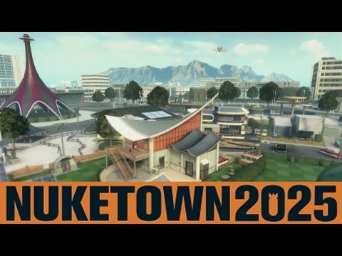 Black Ops 2 - Nuketown 2025 Multiplayer Gameplay Trailer (Call of Duty BO2 Nuke Town Map Online)