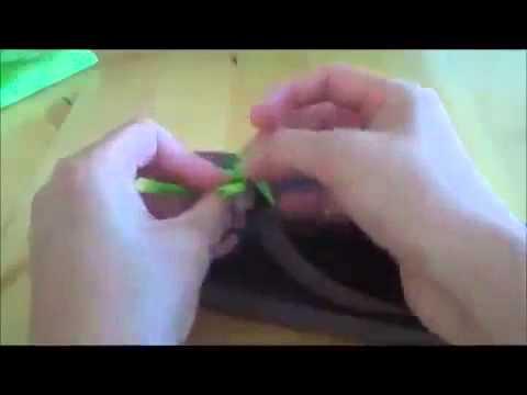 Manualidades - Como Decorar Sandalias o Chancletas Divertidas