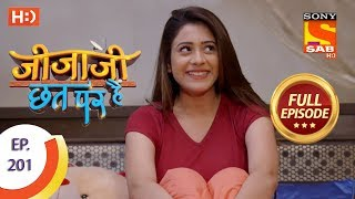 Jijaji Chhat Per Hai - Ep 201 - Full Episode - 16th October, 2018 - SABTV