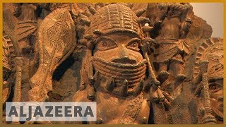 🇳🇬 🇬🇧 British Museum offers to loan stolen Benin Bronzes to Nigeria | Al Jazeera English - ALJAZEERAENGLISH
