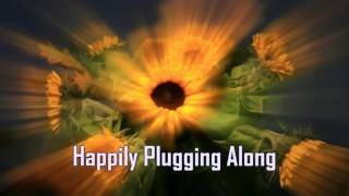 Royalty Free :Happily Plugging Along