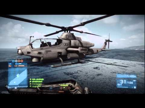 Battlefield 3 Multiplayer Gameplay (HD) -xznLHitj2sw