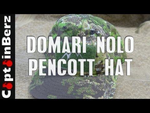 Domari Nolo Pencott Badlands/Greenzone Hat