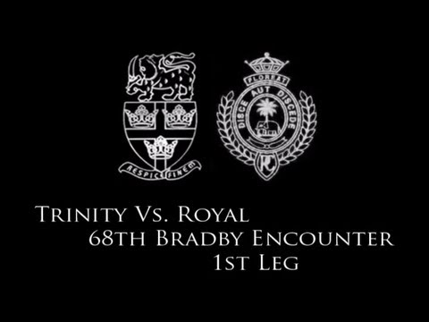 68th Bradby Shield 1st Leg 2012 [HQ] - Full Match