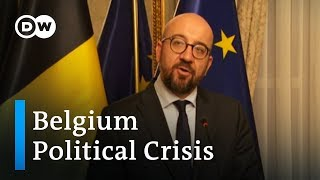Belgium's ruling coalition collapses over UN migration pact | DW News - DEUTSCHEWELLEENGLISH