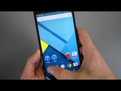 Nexus 6 Working on Verizon