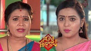 Naalugu Sthambalata Serial Promo - 9th September 2019 - Naalugu Sthambalata Telugu Serial - MALLEMALATV