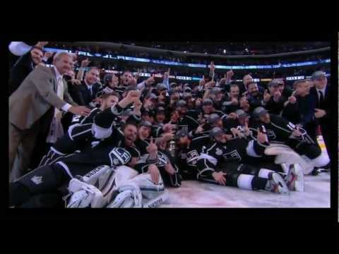 LA Kings-2012 Stanley Cup Champions (vs NJ Devils)