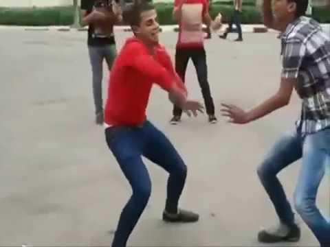 احلي رقص مهرجانات علي اغنيه انت معلم توزيع الجوكر البورسعيدي - عرب توداي