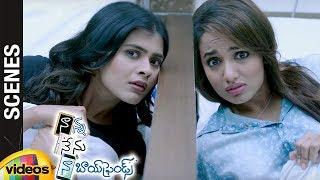 Hebah Patel and Tejaswi Madiwada in Trouble | Best Comedy Scene | Nanna Nenu Naa Boyfriends Scenes - MANGOVIDEOS
