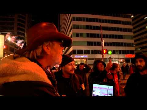 "Occupy Philly:  ""You Cannot EVICT an IDEA - part 2"""
