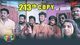 Fun Bucket | 213th Episode | Funny Videos | Telugu Comedy Web Series | Harsha Annavarapu | TeluguOne - TELUGUONE