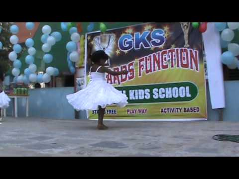 Harshi Dance in School