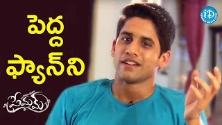 I'm A Huge Fan Of Original Premam Movie - Naga Chaitanya || #premam || Talking Movies with iDream - IDREAMMOVIES