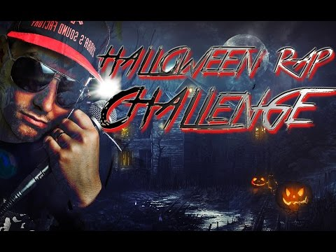 Video: HALLOWEEN RAP CHALLENGE | 55 HORRORS IN 16 LINES -