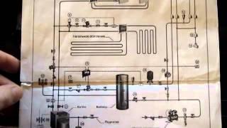 Разбор схемы системы отопления