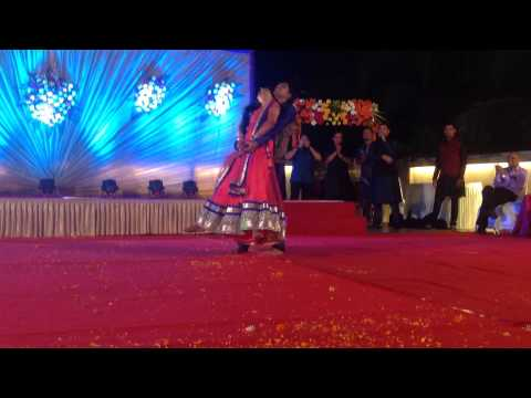 Couple Dance for sangeet sandhya