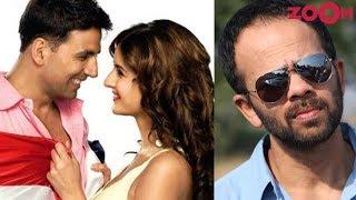 Rohit Shetty unhappy with Akshay's choice of casting Katrina in Sooryavanshi? - ZOOMDEKHO