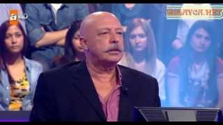 Kim milyoner olmak ister 206. bölüm 18.04.2013 burak tulutlu ilk soruda elenen yarışmacı