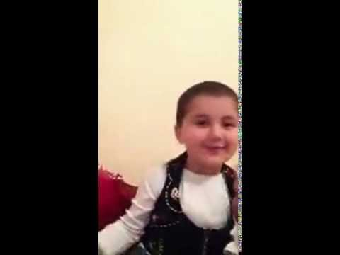 Cute Little Kid Singing Punjabi Song